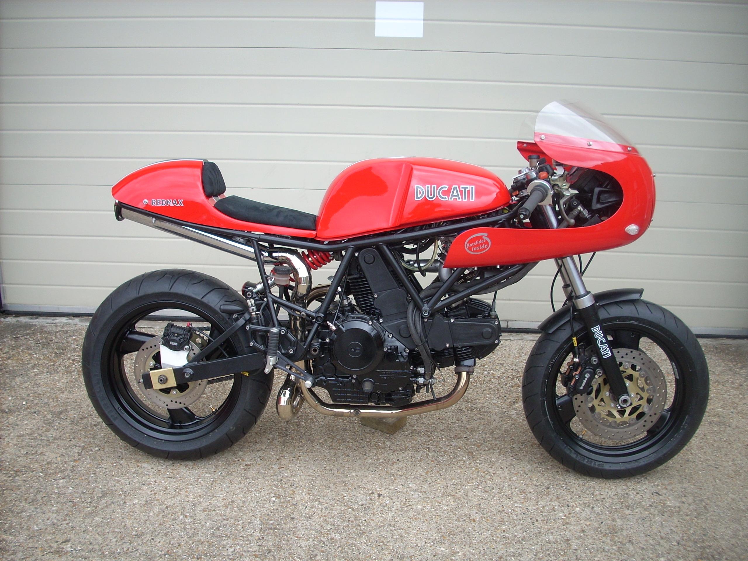 Ducati Multistrada Fairings
